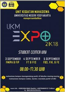 UKM EXPO 2018